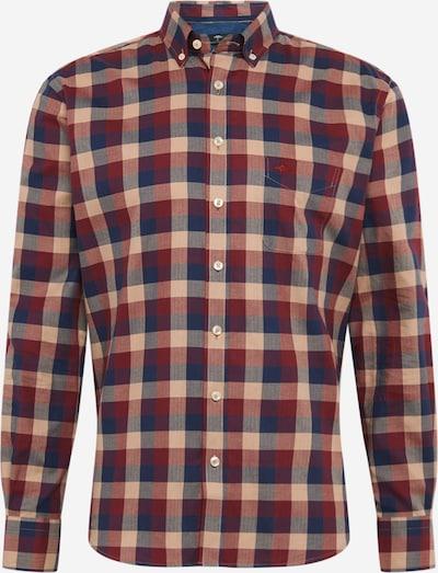 FYNCH-HATTON Košile - starobéžová / námořnická modř / šedá / karmínově červené / pastelově červená, Produkt