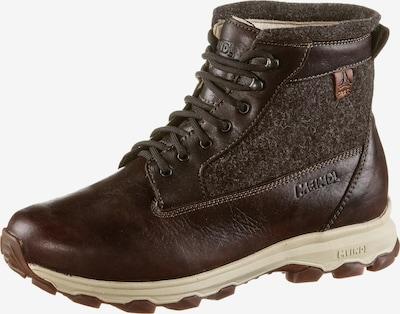 MEINDL Boots 'St. Anton Identity' in de kleur Donkerbruin, Productweergave