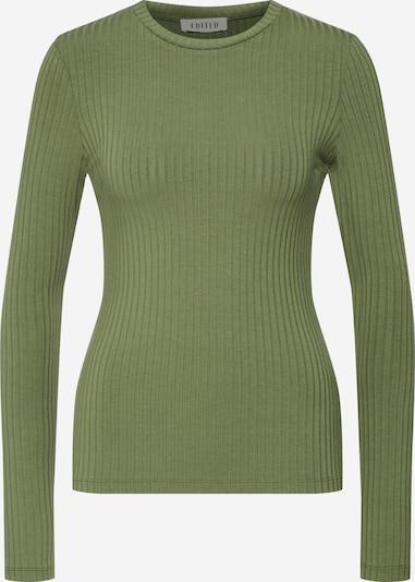 EDITED Shirt 'Ginger' in de kleur Kaki, Productweergave
