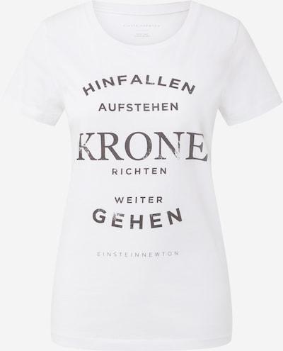 Maglietta EINSTEIN & NEWTON di colore nero / bianco, Visualizzazione prodotti