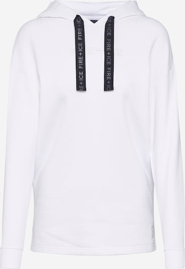Bogner Fire + Ice Sweatshirt 'HENRIKA' in de kleur Wit, Productweergave