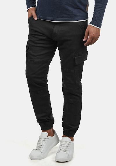 INDICODE JEANS Cargobroek 'Bromfield' in de kleur Zwart, Productweergave