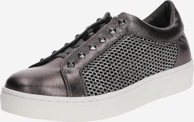 bugatti Sneaker 'Elea' in silbergrau: Frontalansicht