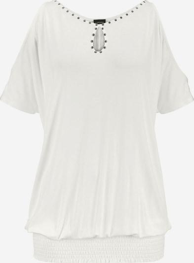LASCANA Shirt in weiß, Produktansicht