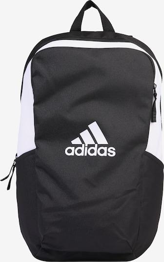 ADIDAS PERFORMANCE Rucksack 'PARKHOOD' in schwarz / weiß, Produktansicht