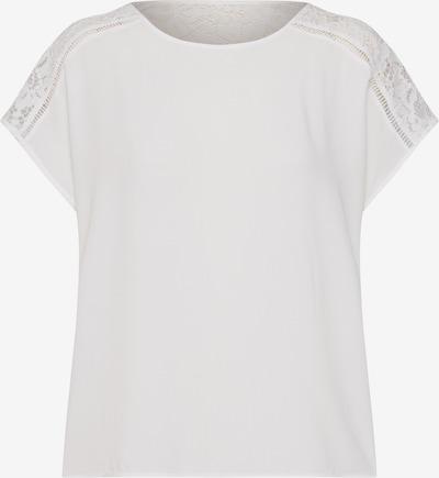 VERO MODA Shirt 'VMCILLE BOCA' in weiß, Produktansicht