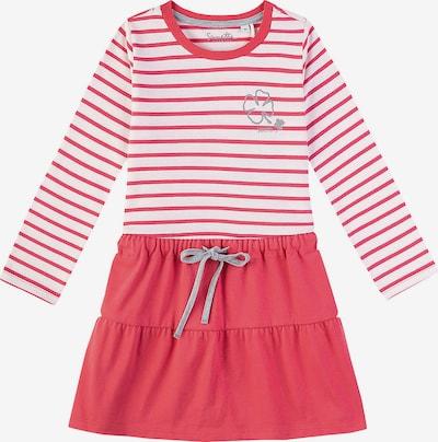 Sanetta Kidswear Jerseykleid in rot, Produktansicht