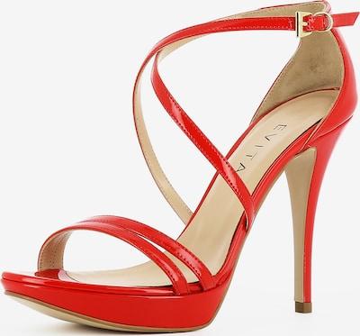 EVITA Sandalette in rot, Produktansicht