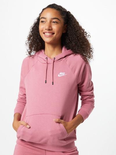 Nike Sportswear Sweatshirt in beere, Modelansicht