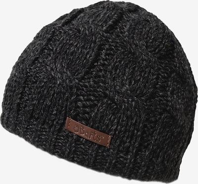 Barts Mütze in schwarzmeliert, Produktansicht
