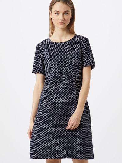 MORE & MORE Kleid in marine / weiß, Modelansicht
