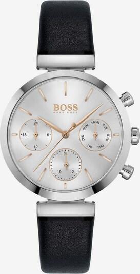 BOSS Uhr 'Flawless' in schwarz / silber, Produktansicht