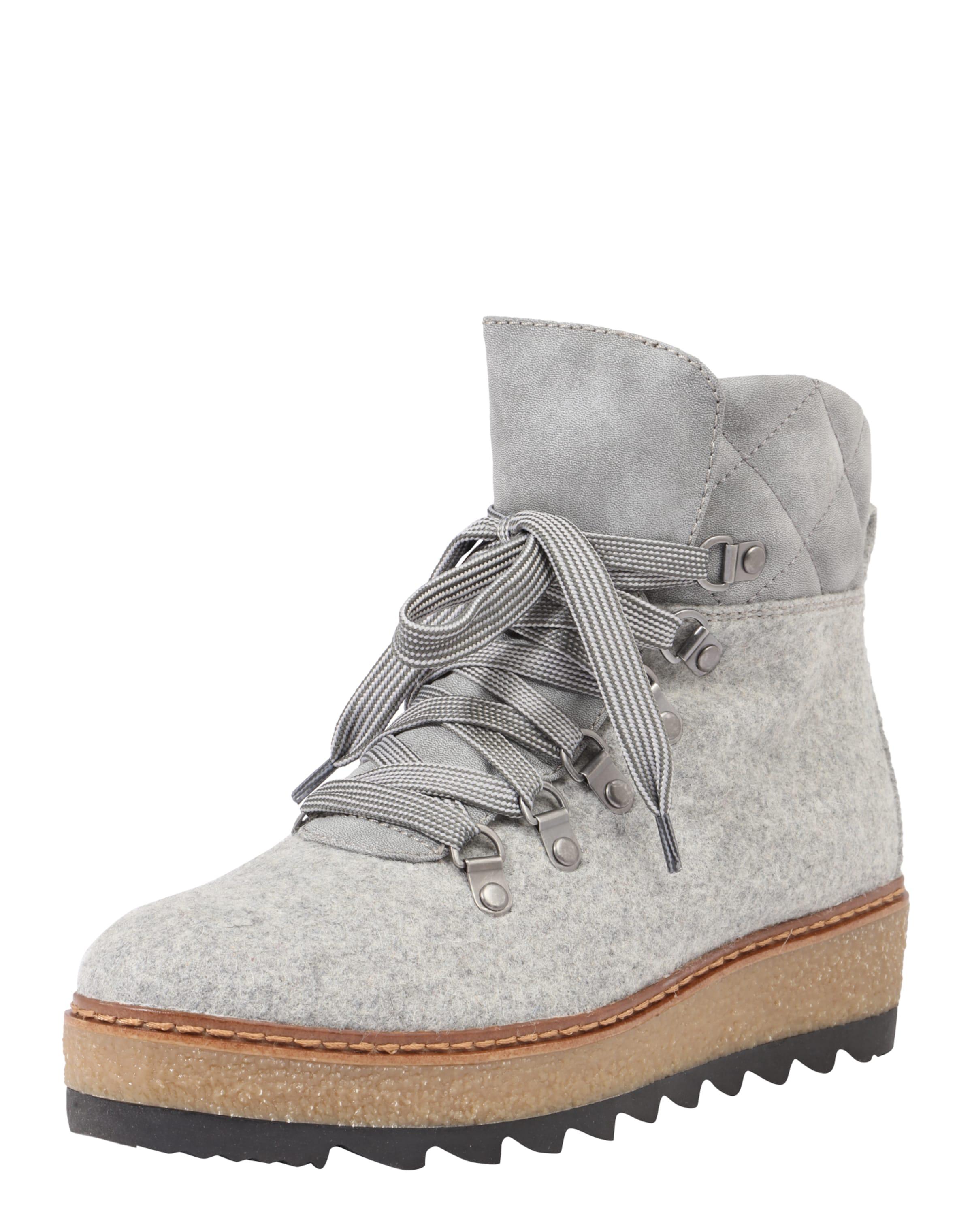 Haltbare Mode billige Schuhe TAMARIS | Plateau-Stiefelette Schuhe Gut getragene Schuhe