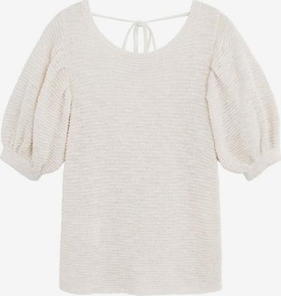 MANGO Shirt in nude, Produktansicht