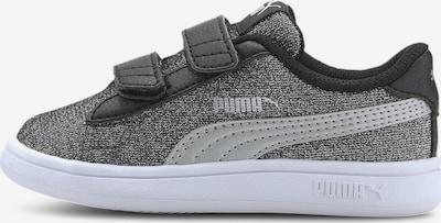PUMA Sneaker in schwarz / silber, Produktansicht