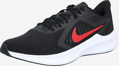 NIKE Športni čevlji z vezalkami 'Downshifter 10' | rdeča / črna barva, Prikaz izdelka