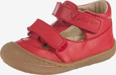 NATURINO Baby Sandalen in rot, Produktansicht