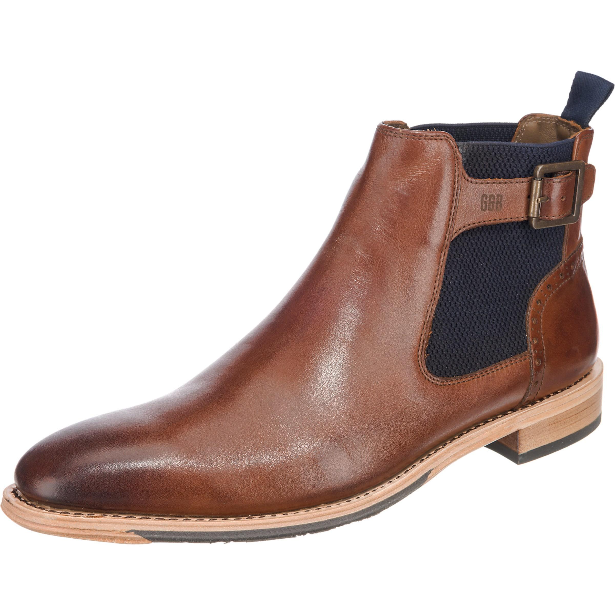 Gordon & Bros   'Lorenzo' Stiefeletten getragene Schuhe Gut getragene Stiefeletten Schuhe b2f792