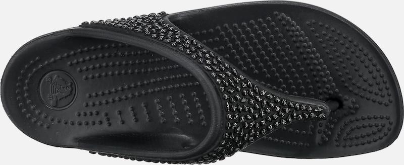 Vielzahl von StilenCrocs Pantoletten 'Sloane Embellished'auf den den den Verkauf cf807b