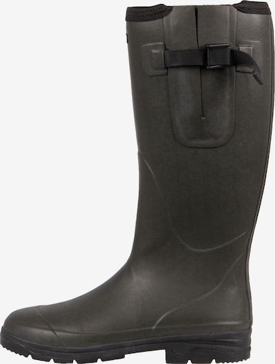 Mols Regenlaarzen 'pennant' in de kleur Zwart, Productweergave