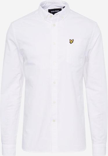 Lyle & Scott Hemd in weiß, Produktansicht