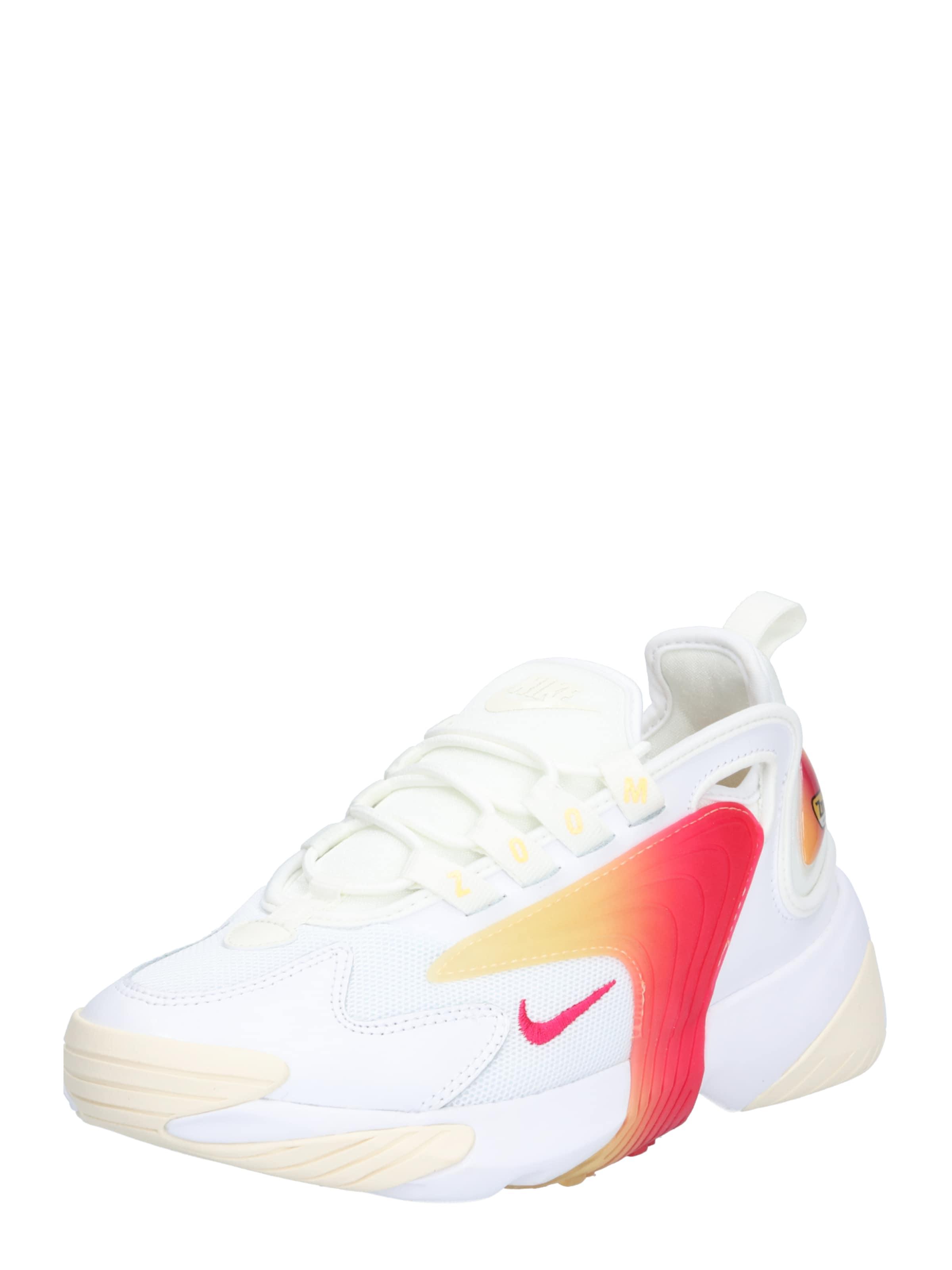 GelbRosa Weiß Sportswear Nike 2k' 'nike In Sneaker Zoom mNnO80wv