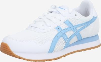 ASICS SportStyle Sneaker 'Tiger Runner' in blau / weiß, Produktansicht
