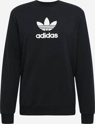 ADIDAS ORIGINALS Bluzka sportowa 'ADICLR PRM CREW' w kolorze czarny / białym, Podgląd produktu