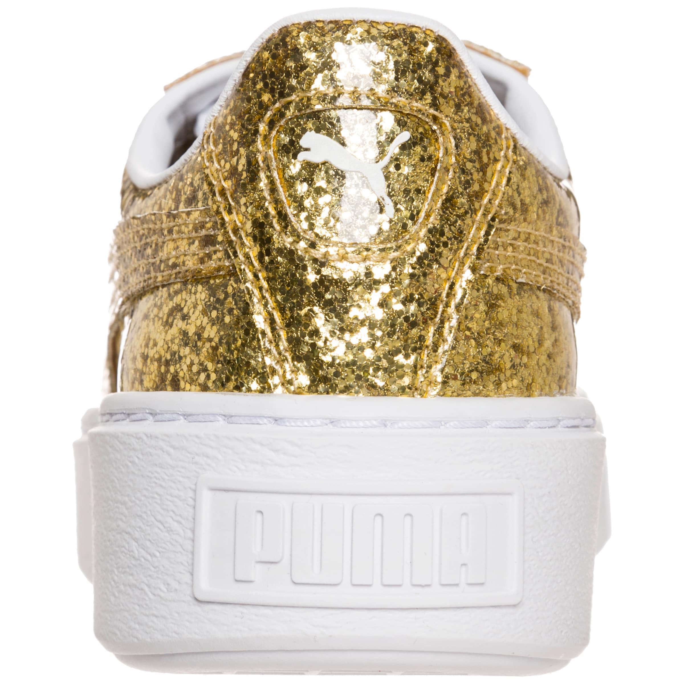 Auslass Viele Arten Von PUMA Basket Platform Sneaker Damen Verkauf Geniue Händler rogXMyGhk
