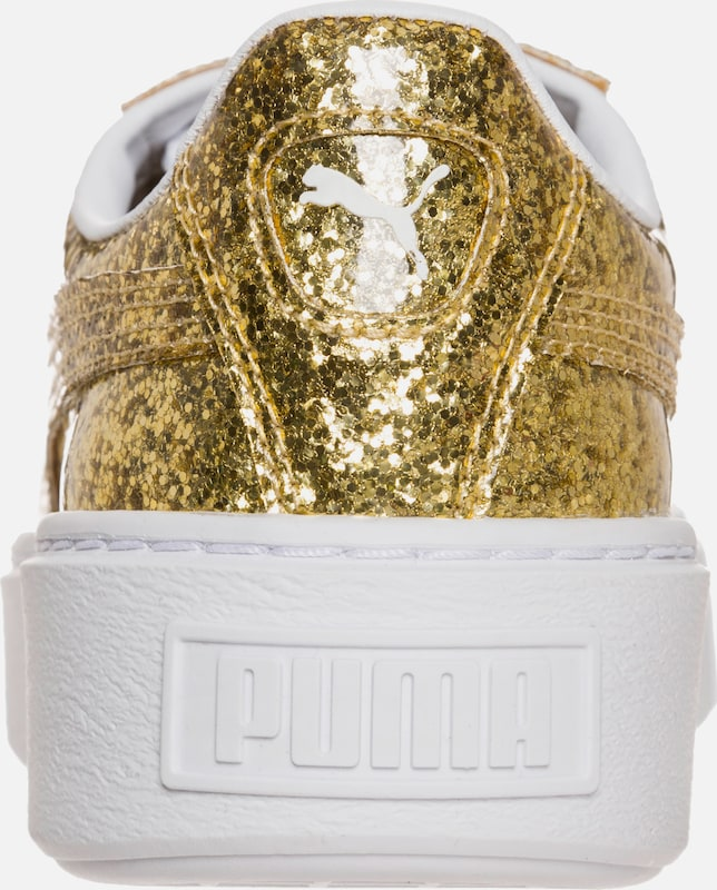 PUMA Basket Platform Sneaker Damen