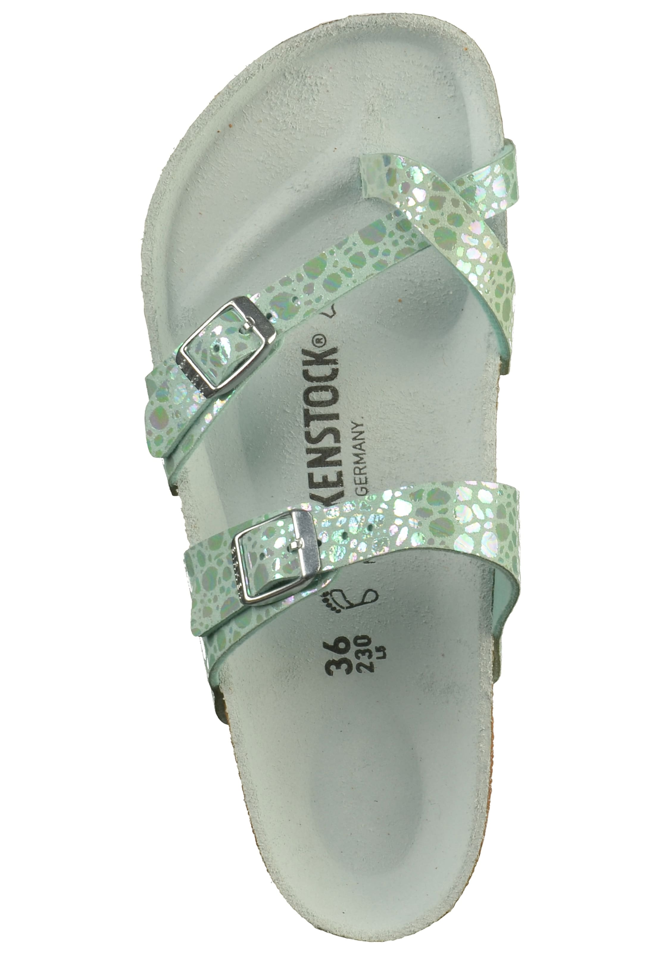 Birkenstock 'mayari' Mint Zehensteg In Mint Birkenstock 'mayari' Zehensteg In 9HWDE2IY