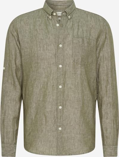 ESPRIT Košile - šedý melír: Pohled zepředu