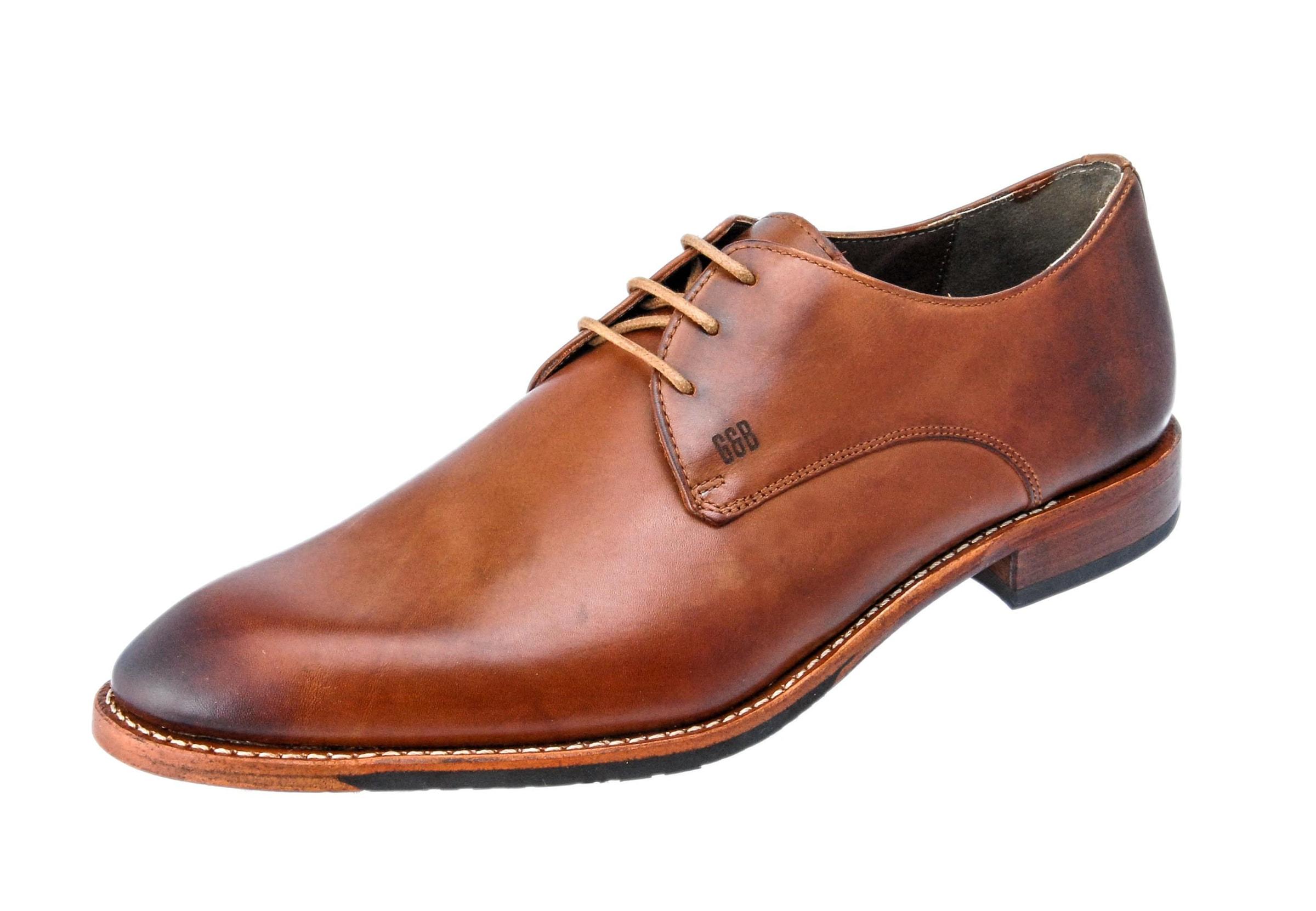 Gordon & Bros | Schnürschuh Schnürschuh Schnürschuh 'Mirco' Schuhe Gut getragene Schuhe fe0f44