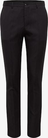 Pantaloni con piega frontale 'JPRSOLARIS' di JACK & JONES in nero