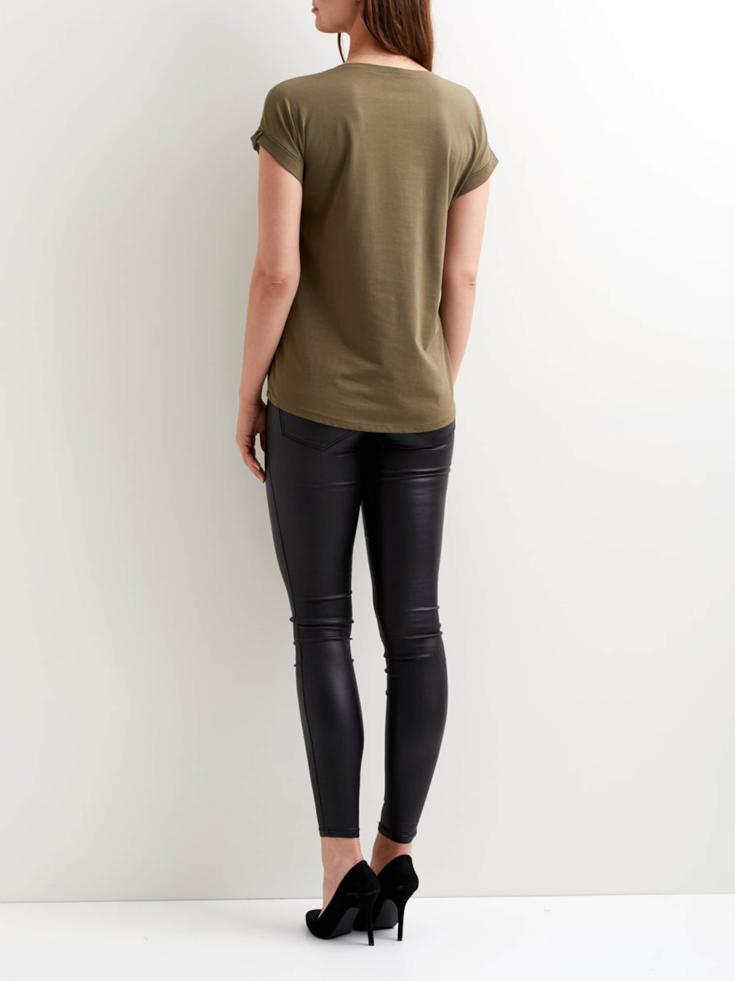 VILA Einfaches T-Shirt - 2-pack Neuesten Kollektionen Zu Verkaufen Gut Verkaufen Verkauf Online o02i3Glrz