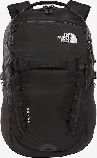 THE NORTH FACE Sac à dos 'Surge' en noir / blanc, Vue avec produit