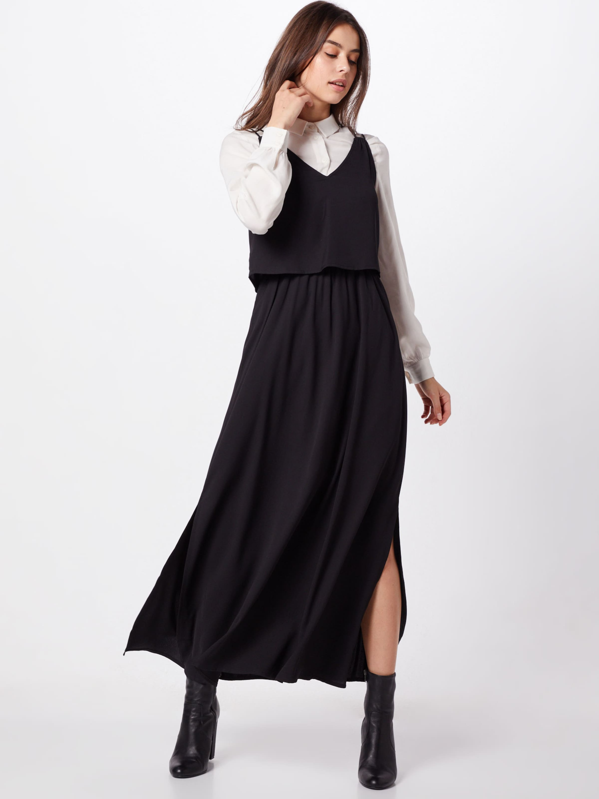 About Schwarz Kleid You 'athina' In lFcTK1J