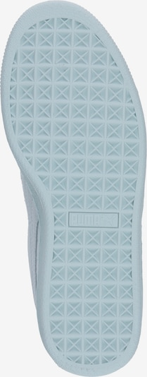 PUMA Sneaker 'Suede Classic' in hellblau: Ansicht von unten