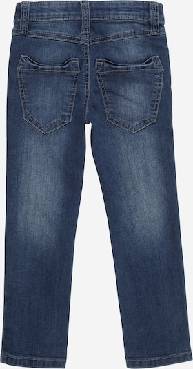 s.Oliver Junior Jeans in blue denim: Rückansicht