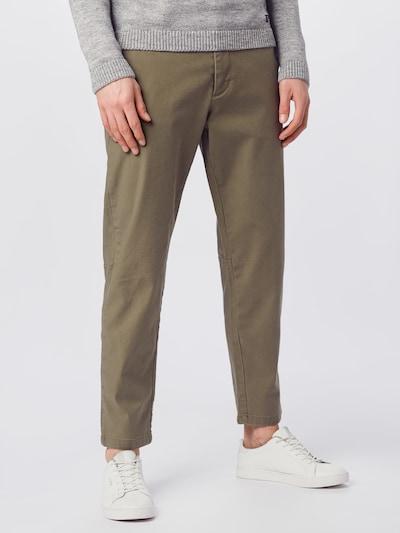 s.Oliver Chino kalhoty - zelená, Model/ka