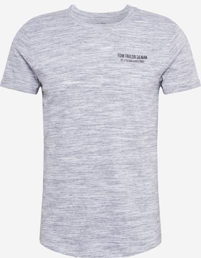 TOM TAILOR DENIM Shirt in grau, Produktansicht