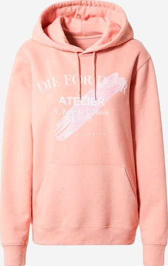 EINSTEIN & NEWTON Sweatshirt 'Violett Atelier Hoodie Brun Hilde' in orange, Produktansicht