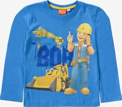 BOB DER BAUMEISTER Shirt in blau / mischfarben, Produktansicht
