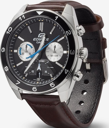 CASIO Analog Watch in Silver