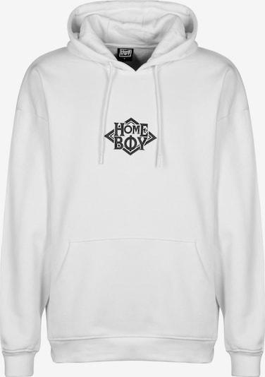HOMEBOY Hoodie 'The Bigger Homie' in schwarz, Produktansicht