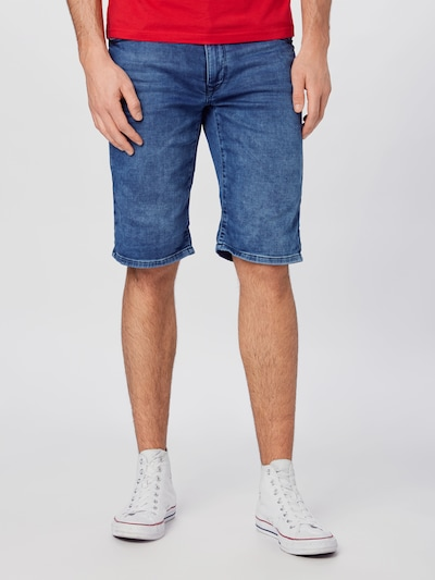 Petrol Industries Jeans 'Jackson' in blue denim, Modelansicht