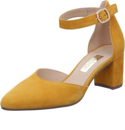 GABOR Slingpumps in de kleur Geel, Productweergave