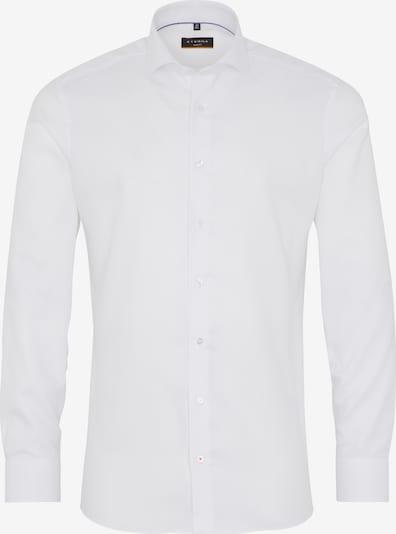 ETERNA Zakelijk overhemd in Wit kucBfPC4