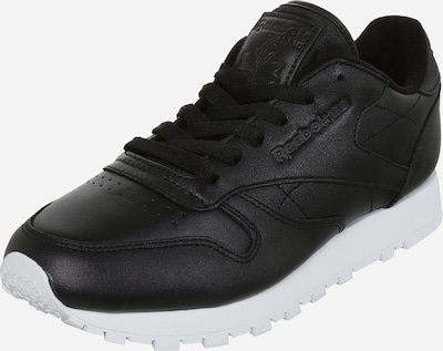 Reebok Classics Sneaker mit schimmernder Optik in schwarz, Produktansicht