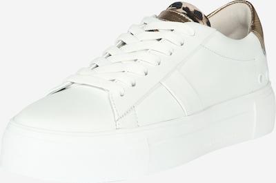 Kennel & Schmenger Sneaker 'Big' in nude / gold / weiß, Produktansicht